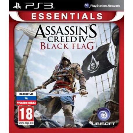 Assassin's Creed IV: Чёрный флаг (PS3)