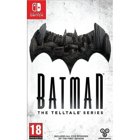 Batman. Telltale Series Season One (Switch)