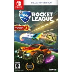 Rocket League. Collector's Edition (Switch)
