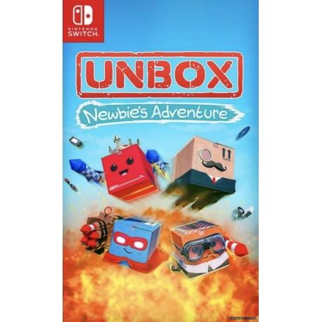 Unbox. Newbie's Adventure (Switch)