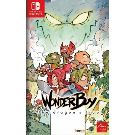 Wonder Boy. The Dragon Trap (Switch)