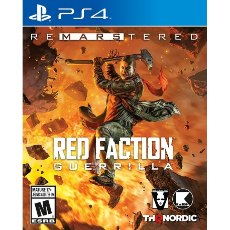Red Faction Guerrilla Re-Mars-tered (PS4)