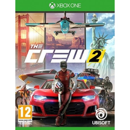 Crew 2. Deluxe Edition (PS4)