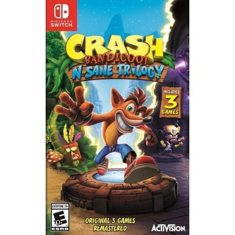 Crash Bandicoot N'sane Trilogy (Xbox One)