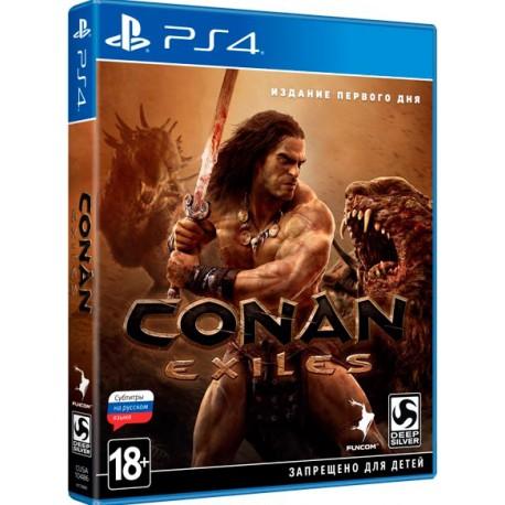 Conan Exiles. Издание первого дня (PS4)