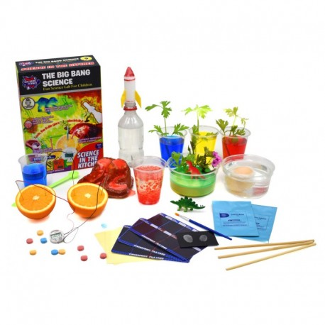 Набор научный: Научные эксперименты на кухне