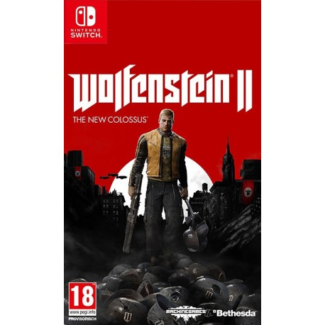 Wolfenstein 2. The New Colossus (Switch)