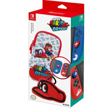 Набор аксессуаров Mario Odyssey (Switch)