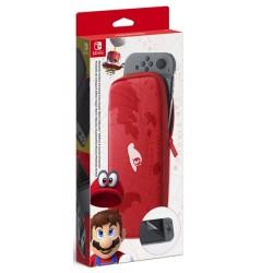 Чехол Mario Odyssey и защитная плёнка (Switch)