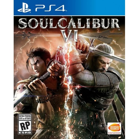 SoulCalibur VI (PS4)