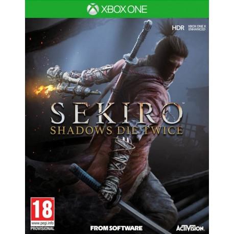 Sekiro. Shadows Die Twice (Xbox One)
