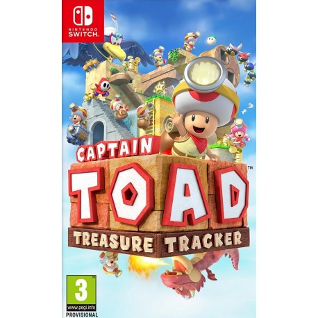 Captain Toad. Treasure Tracker (Switch)