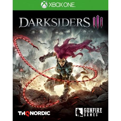 Darksiders III 3 (Xbox One)