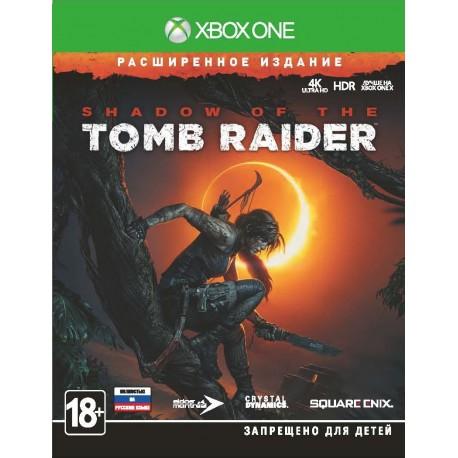Shadow of the Tomb Raider. Расширенное Издание (Xbox One)