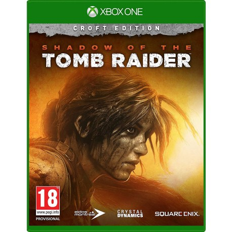 Shadow of the Tomb Raider. Издание Croft (Xbox One)