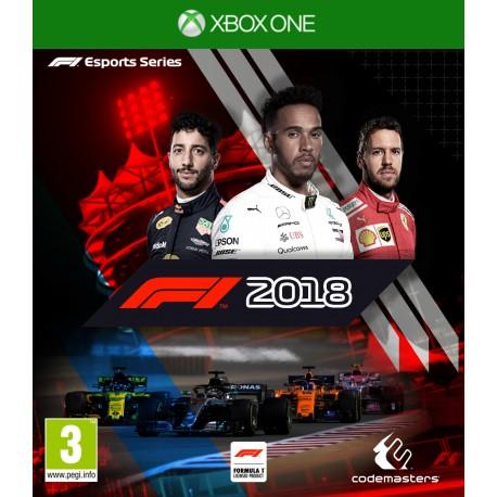 Formula1 2018 (Xbox One)