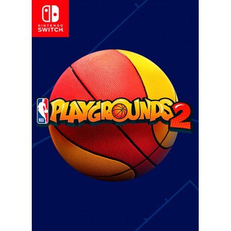 NBA Playgrounds 2 (Switch)