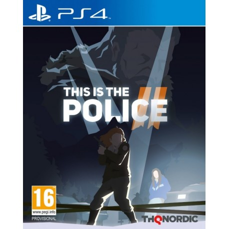 This is Police 2 (PS4)