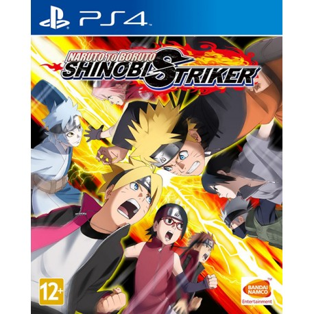 Naruto to Boruto. Shinobi Striker (PS4)