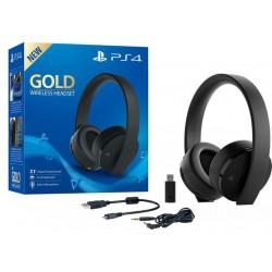 Беспроводная гарнитура PS4 Gold (Золотое издание)