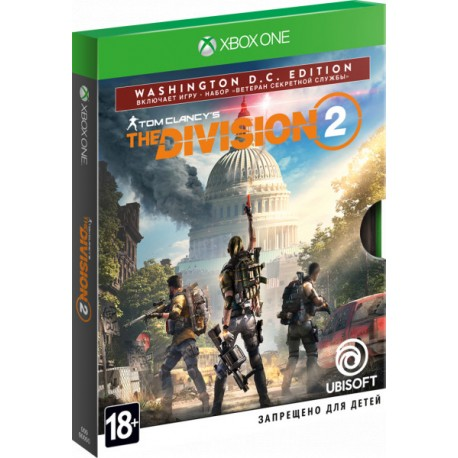 Tom Clancy's The Division 2. Washington D.C. Edition (Xbox One)
