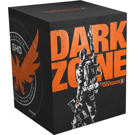 Tom Clancy's The Division 2. Коллекционное издание Dark Zone (Xbox One)