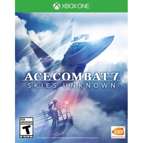 Ace Combat 7. Skies Unknown (Xbox One)