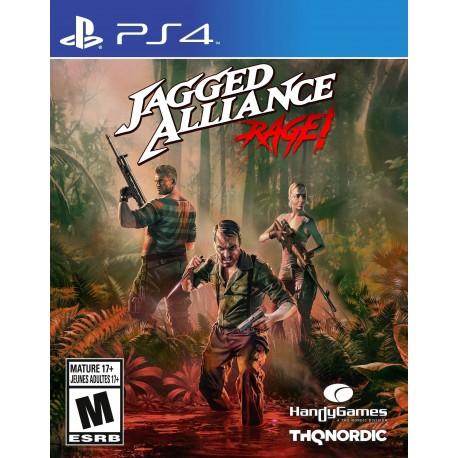 Jagged Alliance. Rage! (PS4)