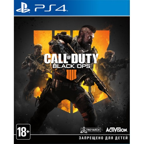 Call of Duty. Black Ops 4 (PS4)