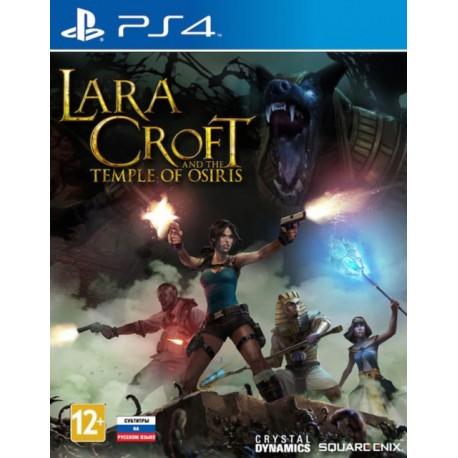 Lara Croft and the Temple of Osiris (PS4)