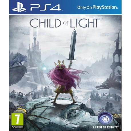 Child of Light (PS4)
