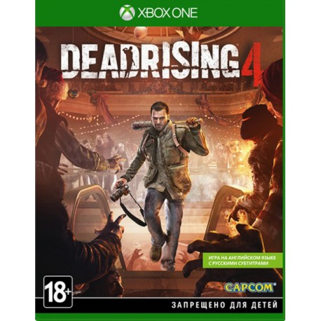 Dead Rising 4 (Xbo One)
