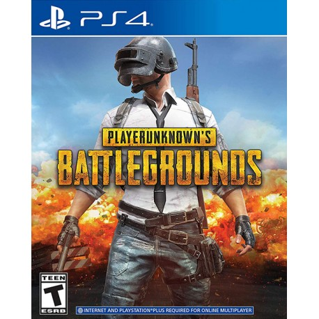 PlayerUnknown's Battlegrounds (PUBG PS4)