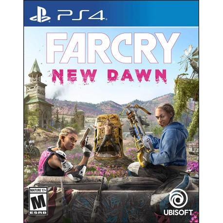 Far Cry. New Dawn (PS4)