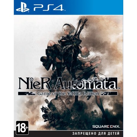 NieR Automata. Game of the YoRHa Edition (PS4)