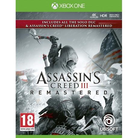 Assassin's Creed 3. Обновленная версия (Xbox One)