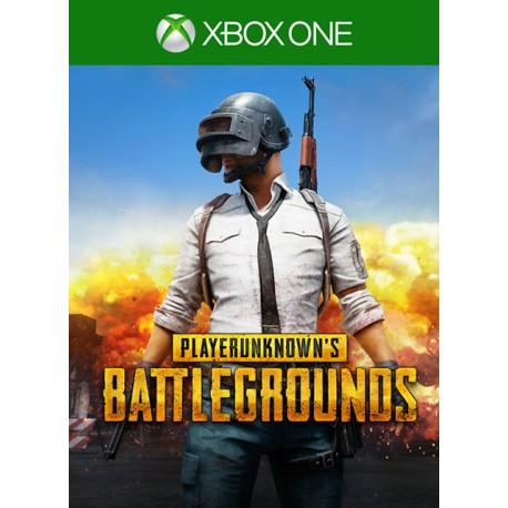 PlayerUnknown's Battlegrounds Код для Xbox One