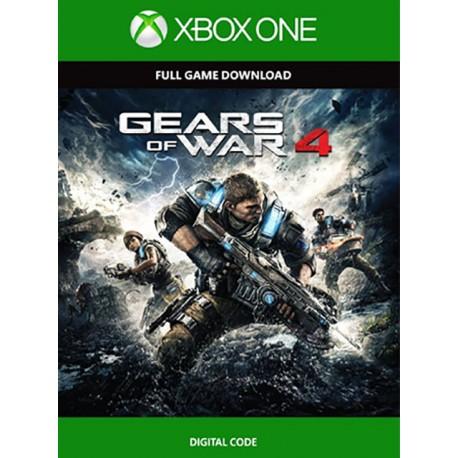 Gears of War 4 (Xbox One) Цифровой код