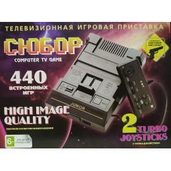 Dendy Сюбор 440 игр