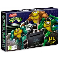 Sega Super Drive Battle Toads (140 игр)