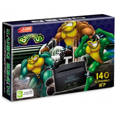 Sega Super Drive Battle Toads (140 игр)