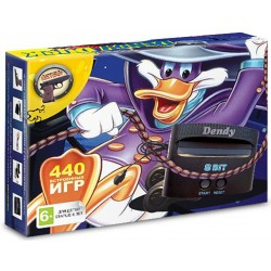 Dendy Darkwing Duck (440 игр)