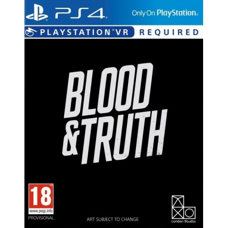 Blood & Truth (PS4, VR)