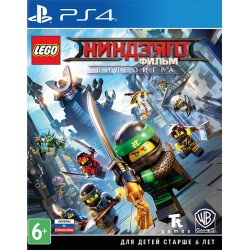 LEGO: Ниндзяго Фильм (PS4)