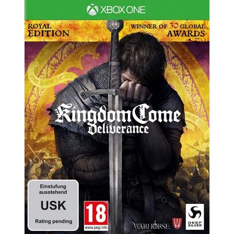 Kingdom Come Deliverance. Royal Edition (Xbox One)