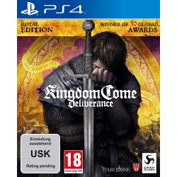 Kingdom Come Deliverance. Royal Edition (PS4)