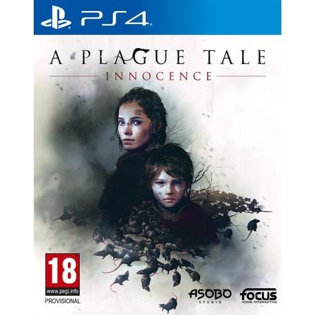 A Plague Tale. Innocence (PS4)
