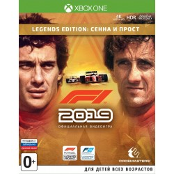 F1 2019. Legend Edition (Xbox One)