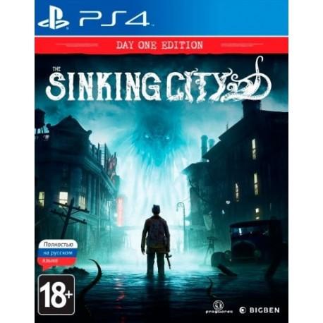 The Sinking City. Издание первого дня (PS4)