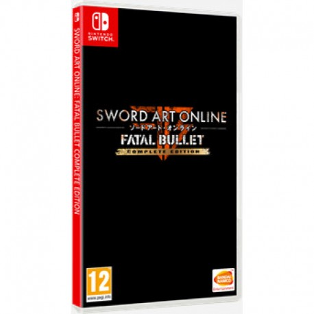 Sword Art Online. Fatal Bullet (Switch)